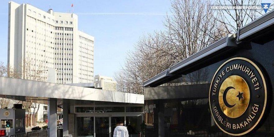 Dışişleri Bakanlığı'ndan 'Fransa'ya seyahat' uyarısı