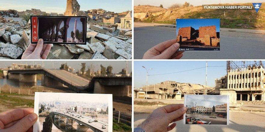Iraklı fotoğrafçı karşılaştırdı: Eski ve yeni Musul