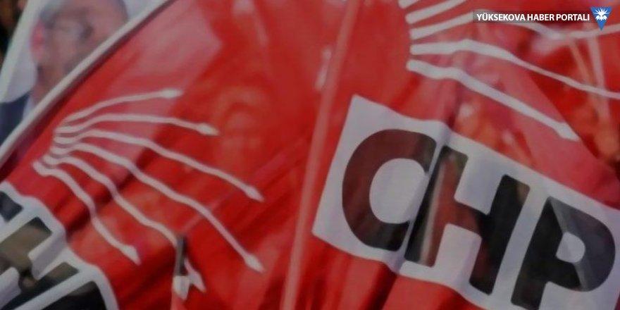 CHP Hakkari Teşkilatından 'Kılıçdaroğlu' açıklaması