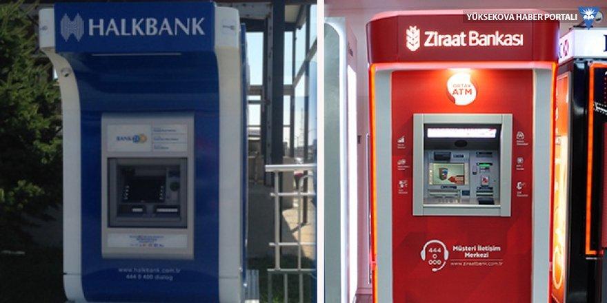 Ziraat Bankası ve Halkbank, görev zararı açıkladı