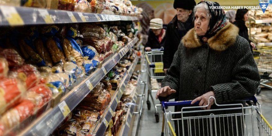 Resmi enflasyon yeniden çift hanede