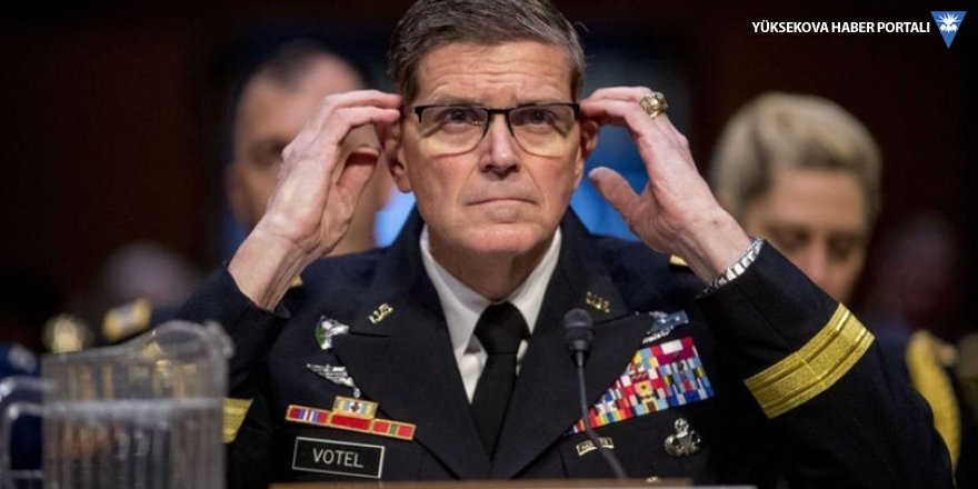 ABD'li general: Suriyeli Kürtleri koruyacağız