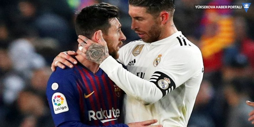 Barcelona 1 - 1 Real Madrid
