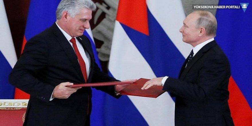 Rusya, Küba'ya 38 milyon euroluk kredi verecek