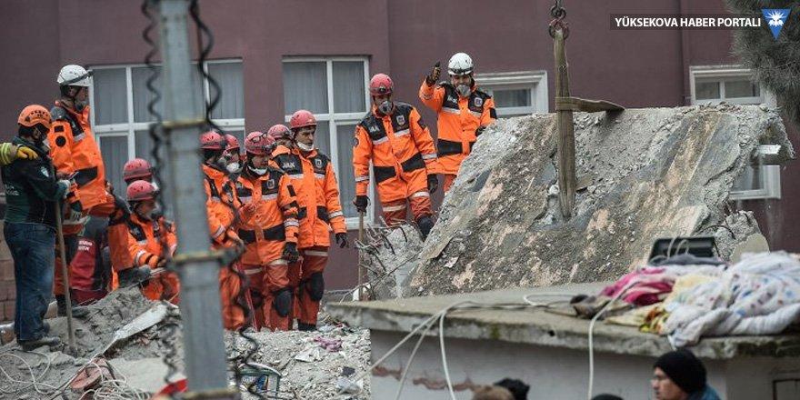 Kartal'da hayatını kaybedenlerin sayısı 21 oldu