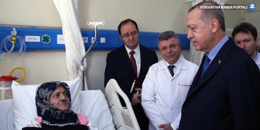Erdoğan: Buna afet demeyeceğim çünkü değil