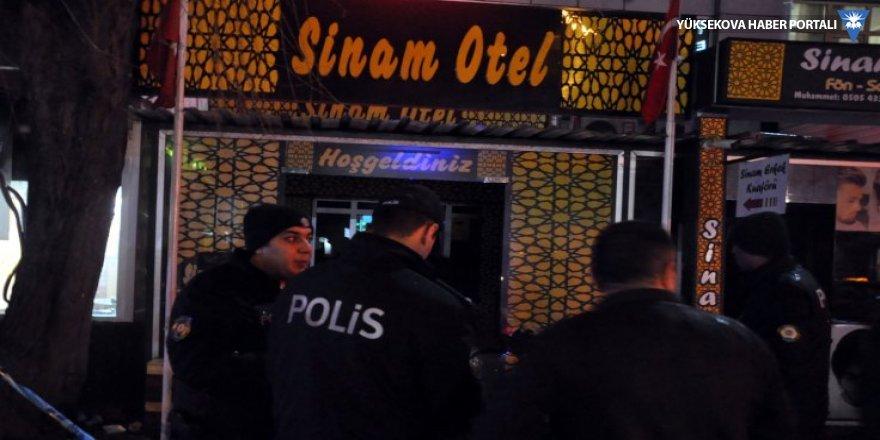 Ankara Altındağ'da otele pompalı tüfekli saldırı
