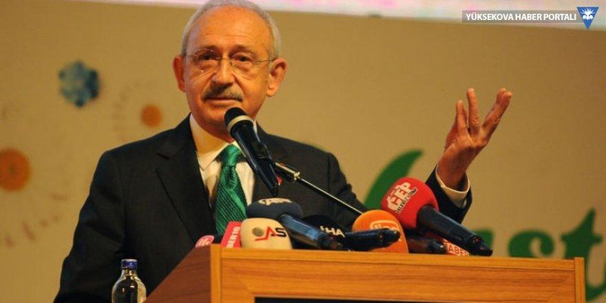 """""""Kılıçdaroğlu: Milli konularda ittifak yapmak zorundayız"""""""