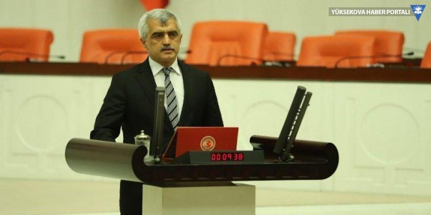 HDP'li Gergerlioğlu: Meclis İnsan Hakları Komisyonu iyi çalışmıyor
