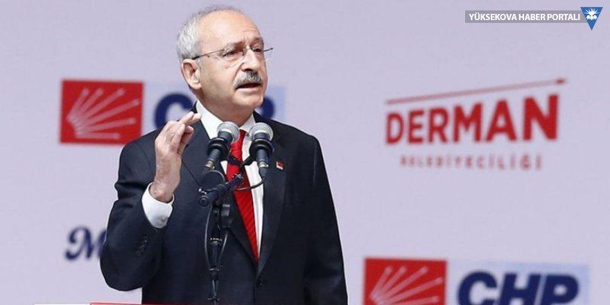 Kılıçdaroğlu: Önemli bir süreci başlattık