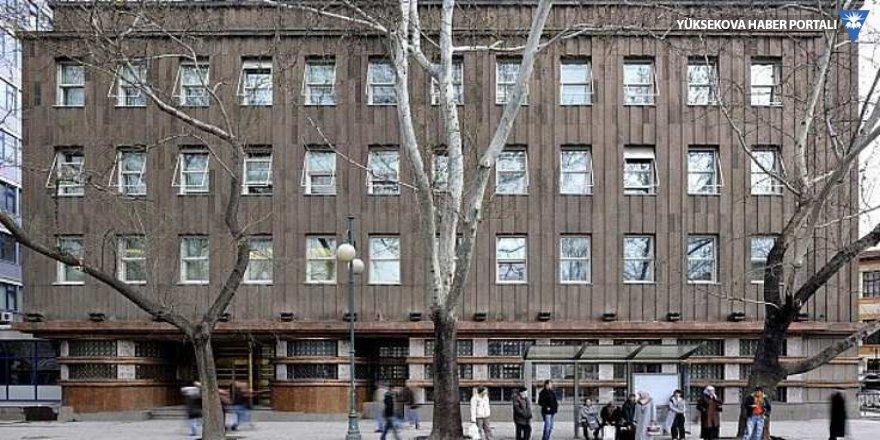 Simge binası yıkılan İller Bankası kiraya çıktı!