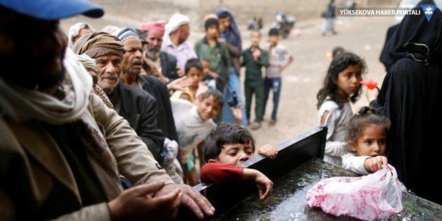 Yemen'de 4 milyon insanı doyuracak gıda depolarda çürüyor
