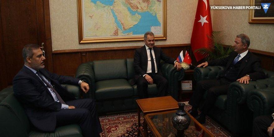 MSB: Türkiye'nin endişelerinin giderilmesi konuşunda anlayış birliği var