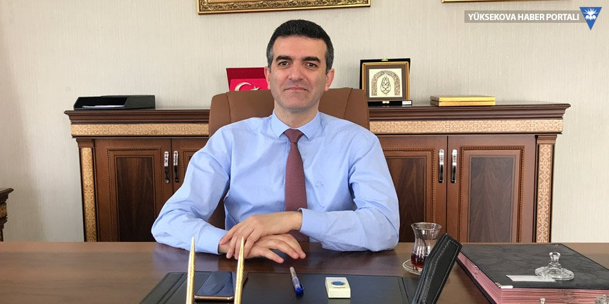 Derecik Kaymakamı İdris Arslan: Derecik halkının mertliğine hayran kaldım