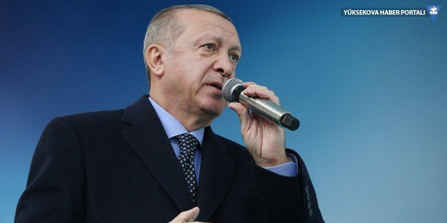 Erdoğan: CHP'nin listelerine Kandil'den müdahale ediliyor