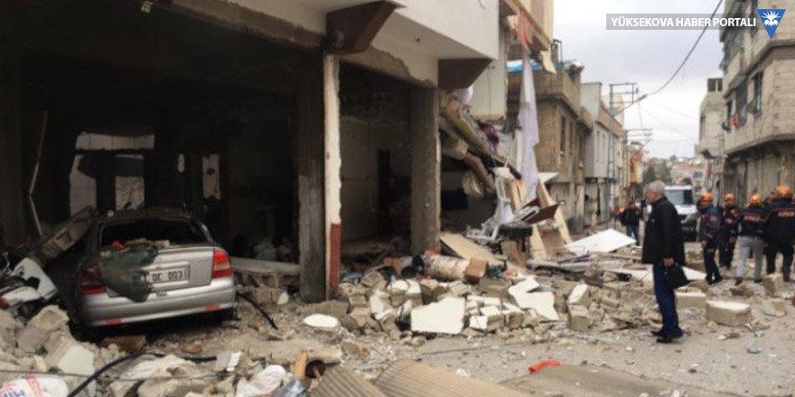 Gaziantep'te metan gazı sıkışması: Kanalizasyon hattı patladı
