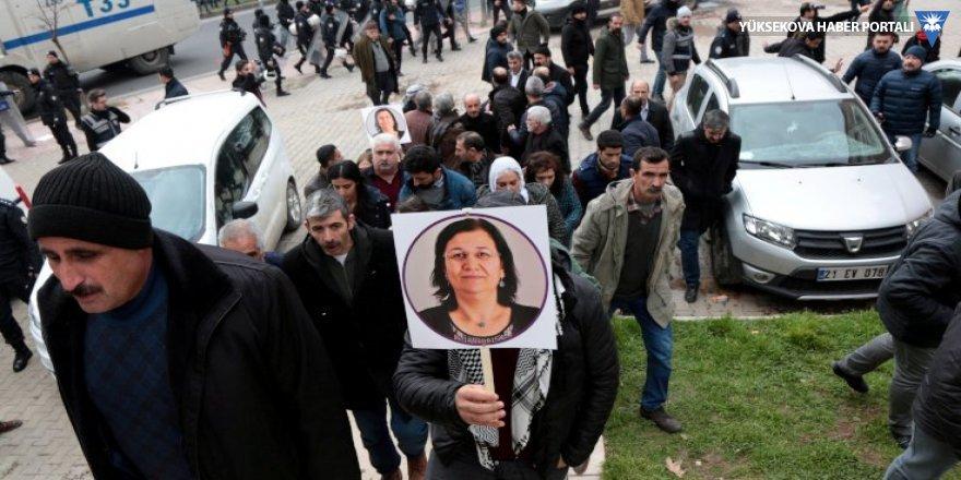 Şırnak'ta 'Leyla Güven'e destek' eylemleri yasaklandı