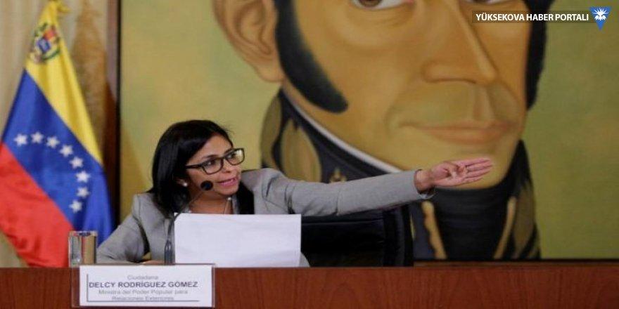 Venezuela: ABD'nin gıda yardımları zehirli