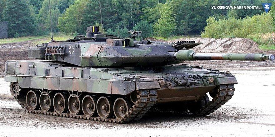 Almanya'dan Türkiye'ye silah satışında azalma