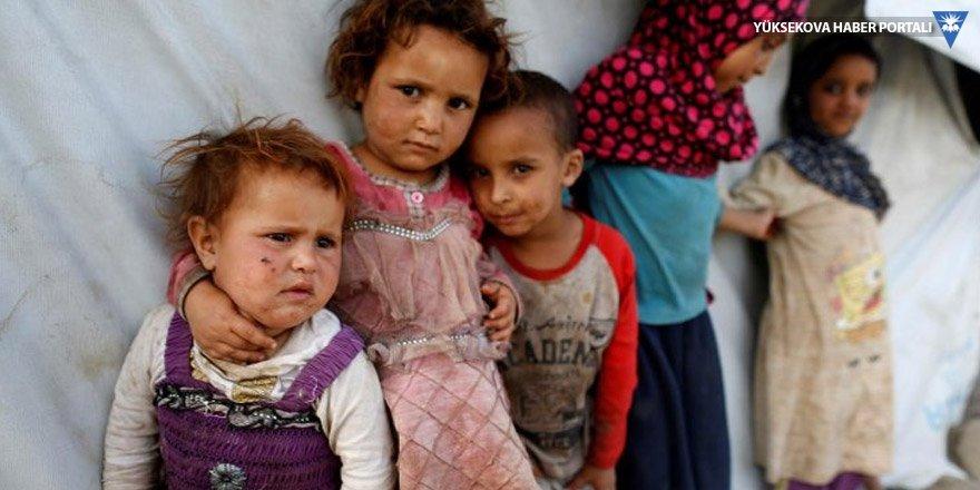 Çocukları Kurtarın Vakfı'nın raporu: Her beş çocuktan biri savaş bölgesinde yaşıyor