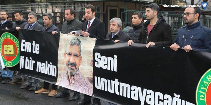 Diyarbakır Barosu'ndan 'Elçi' açıklaması