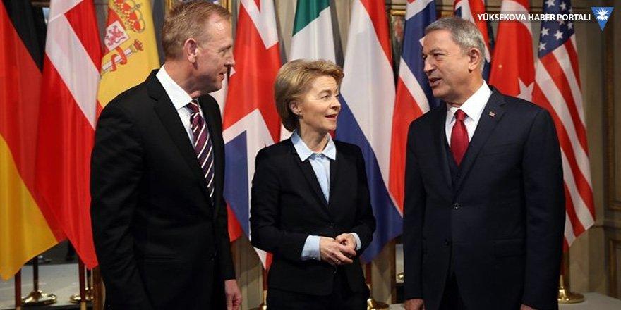 Hulusi Akar: Güvenli bölgede sadece Türkiye olmalı