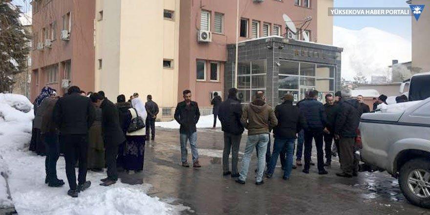 HDP Hakkari İl Eş Başkanı Sinan Kaya tutuklandı