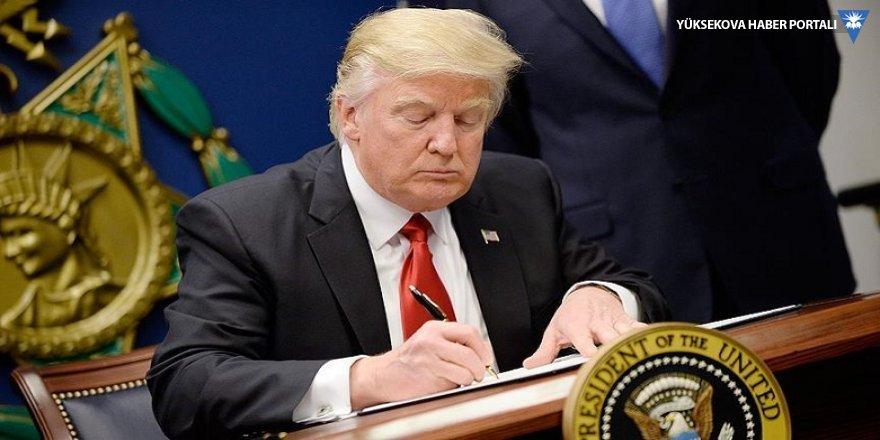 Trump'tan ABD'de 'ulusal acil durum' ilanı