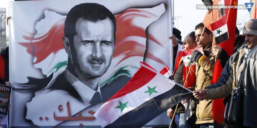 Esad'dan SDG'ye: Ülkeniz için savaşmazsanız, Osmanlı'nın kölesi olacaksınız