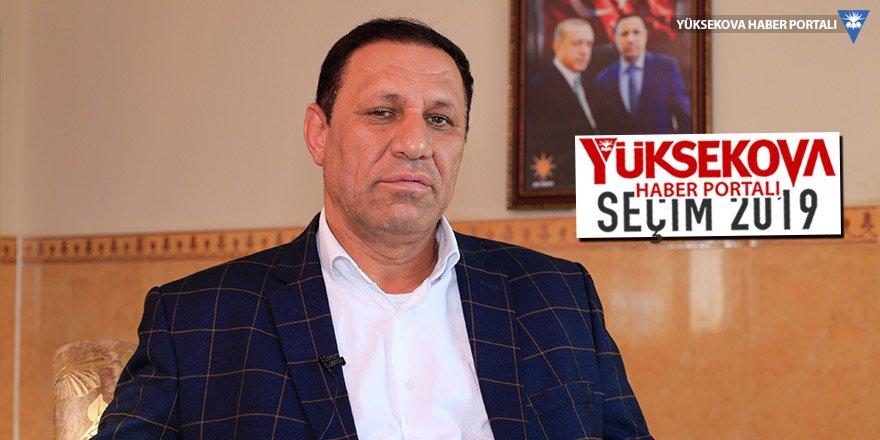 Seçim 2019: Ak Parti Derecik Belediye Başkan Adayı Ekrem Çetinkaya