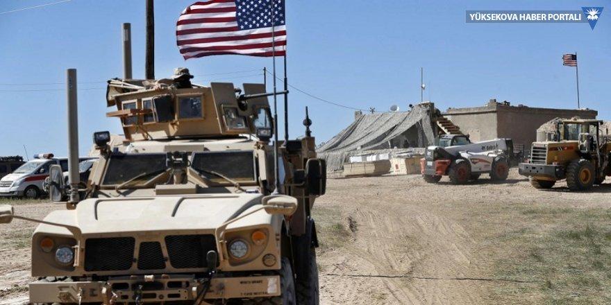 ABD: Suriye'de 1000 asker kalmayacak