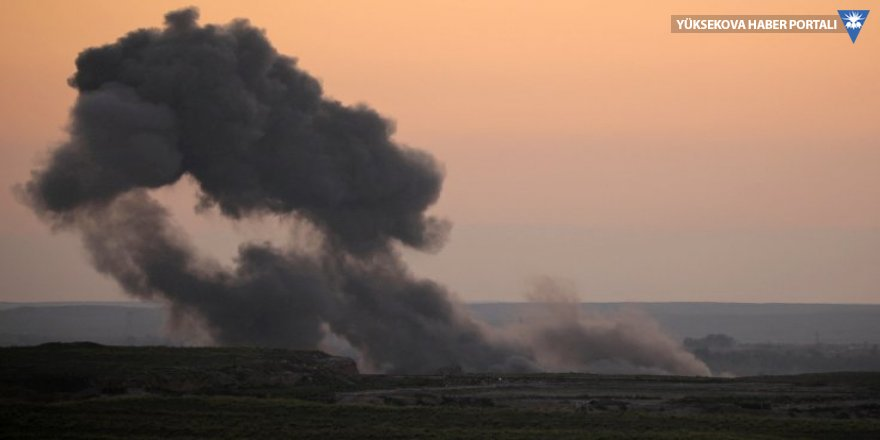 Suriye'de patlama: 14'ü işçi 20 kişi hayatını kaybetti