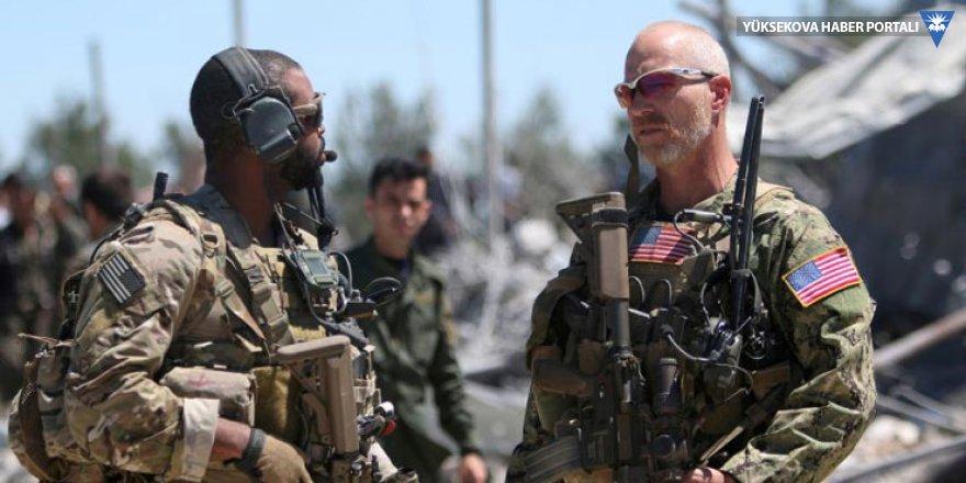 ABD, Suriye'de 200 asker bırakma kararı aldı