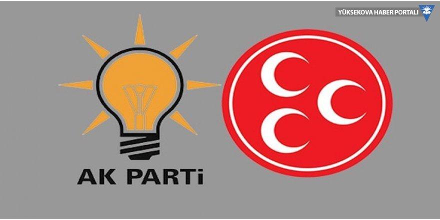 'Dünkü AKP ve MHP oyları yerinde duruyor mu?'