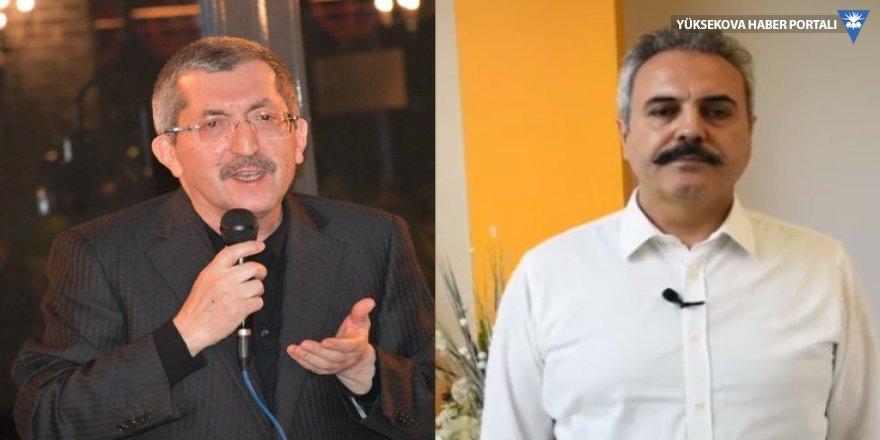 MHP'li adaydan AK Partili adaya: Esnaf kan ağlıyor, sen danstasın