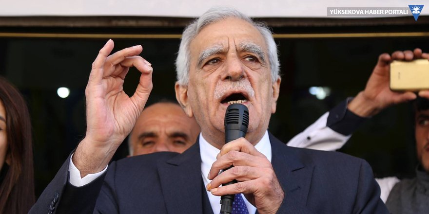 Mardin Valisi de mazbatasını almadan Ahmet Türk'ün görevden alınmasını istemiş
