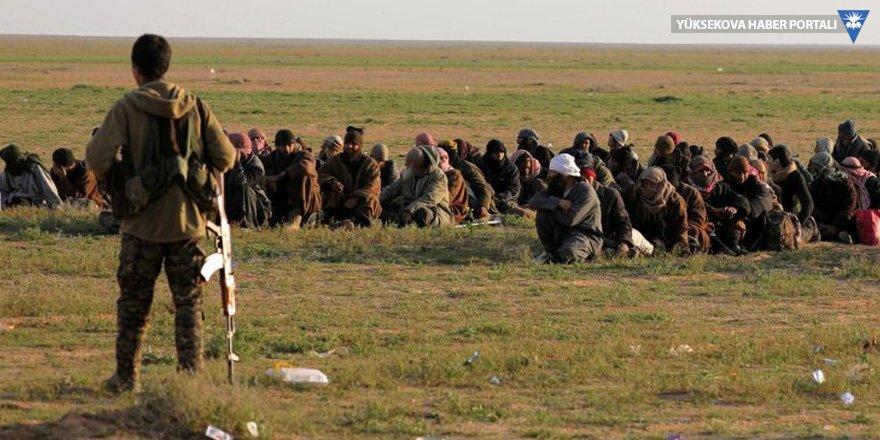 SDG 280 IŞİD'ciyi Irak'a teslim etti