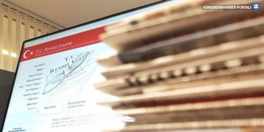 Yargı reformu: KHK'lilerin pasaportları geri verilecek