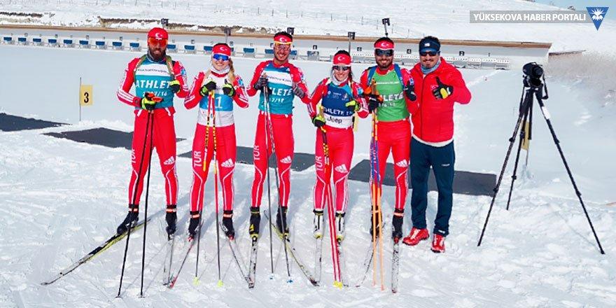 Yüksekova'dan Avrupa Şampiyonasına