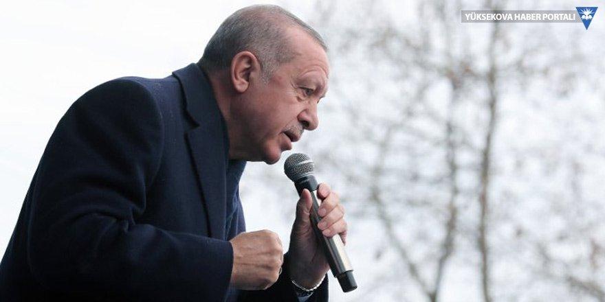 Erdoğan'dan muhalefete: Bunlar ezan düşmanı