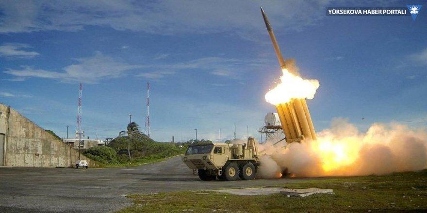 ABD'nin en gelişmiş füze sistemi İsrail'e ilk kez konuşlandırıldı