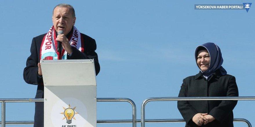 Erdoğan: Sebze-meyve fiyatlarında terör estirdiler