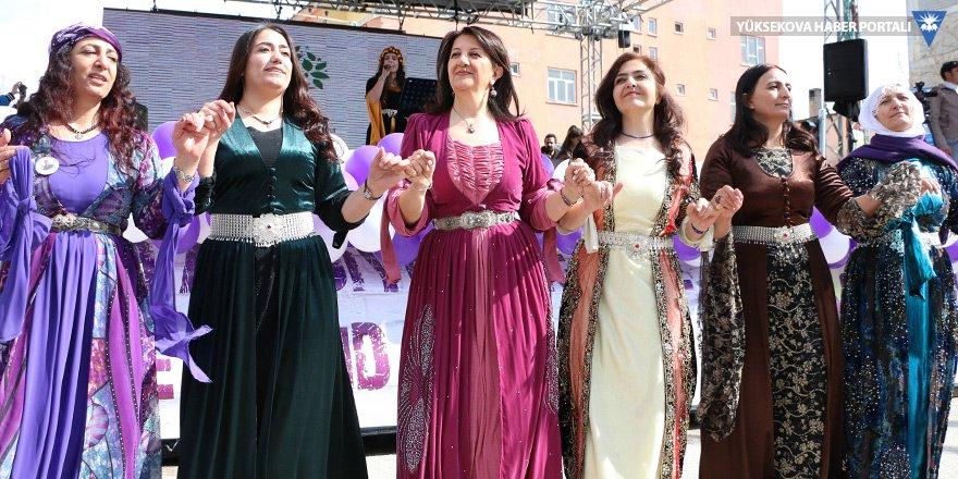 Van'da 8 Mart Dünya Kadınlar Günü kutlandı