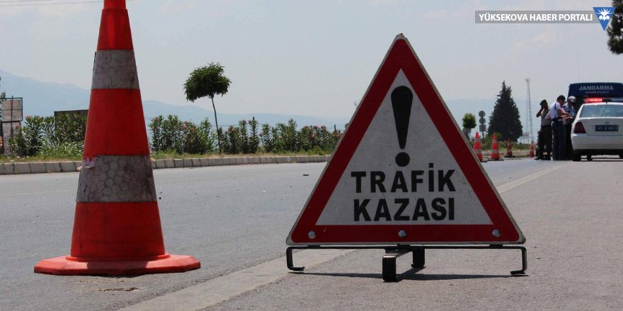 İdil'de trafik kazası: 1 ölü