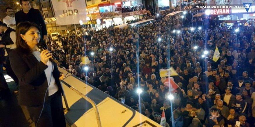 Buldan: Demokrasi güçleri ile İstanbul'u kazanmaya geldik