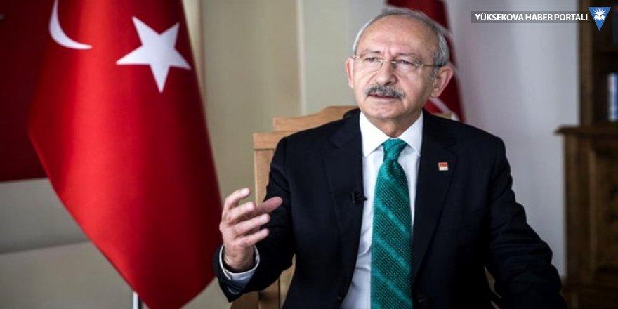 Kılıçdaroğlu: Bugüne kadar Erdoğan'ın açtığı davalardan hiçbirisini kaybetmedim