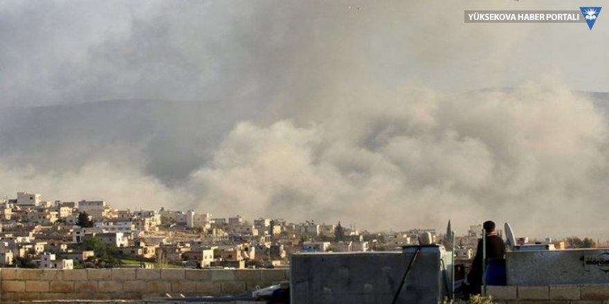 Rusya'dan İdlib'e hava harekatı