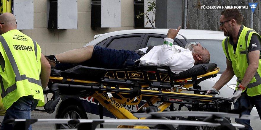 Yeni Zelanda'da 2 camiye silahlı saldırı: 49 kişi hayatını kaybetti