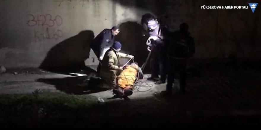 Zeytinburnu'da Afganistanlı genç saldırıya uğradı