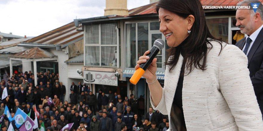 Buldan: Tehditle oy istiyorlar hani 'belediyecilik gönül işi'ydi?